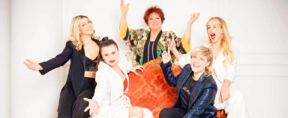 Orietta Berti e Le Deva a Sanremo, interpreteranno uno dei brani più emozionanti di Sergio Endrigo