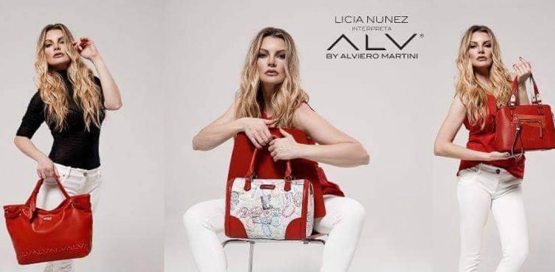 Alviero Martini- Lo stile e la passione si colora di rosso