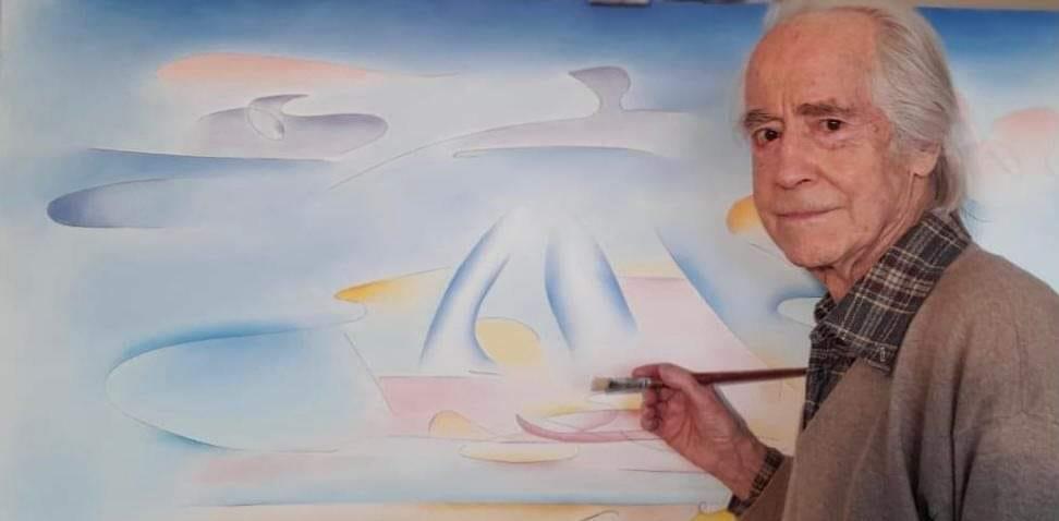 Piero Boni- L'artista che si ispira a mondi superiori