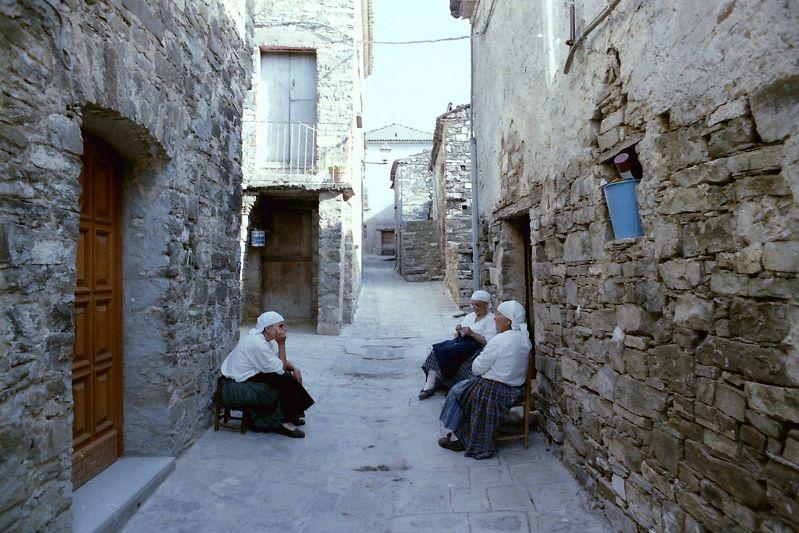 San Paolo Albanese- Il paese più piccolo dei comuni lucani