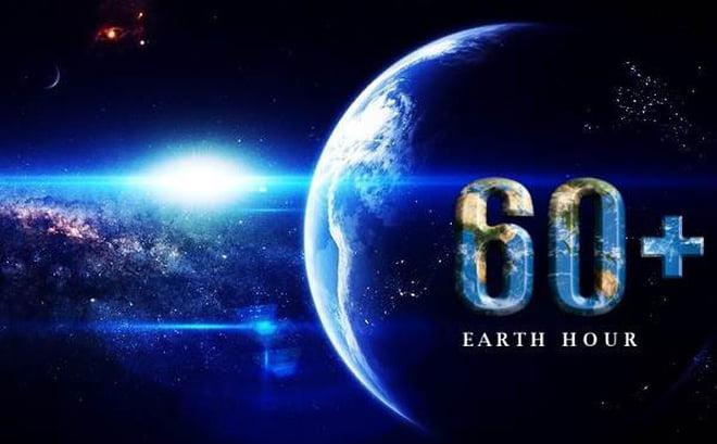 """Earth Hour- L'Ora della Terra """"Schieriamoci con la natura"""""""