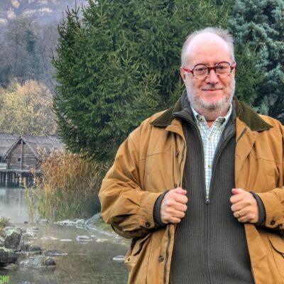 Edoardo Raspelli- Su Canale 5 per le Storie di Melaverde in Friuli