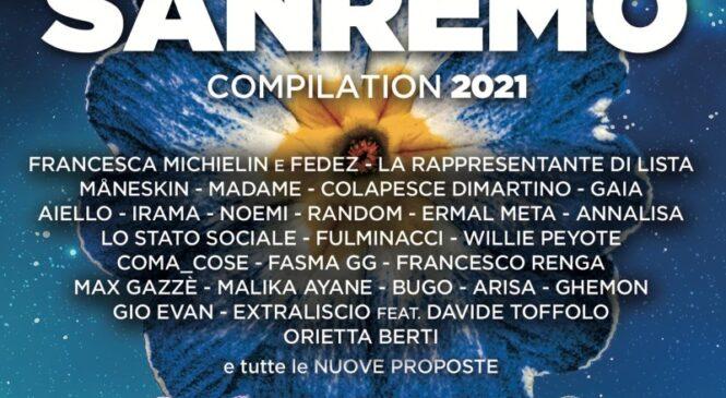 Sony Music- In collaborazione con Radio Italia presenta: Sanremo 2021 Compilation