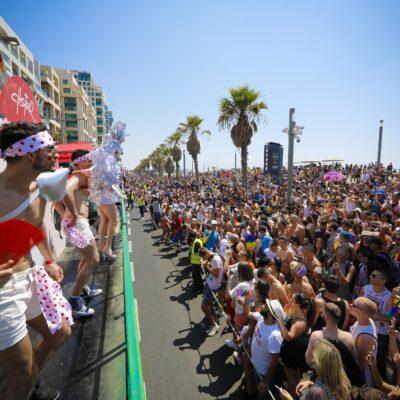Tel Aviv-  Pride Parade