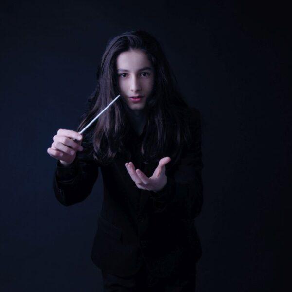 Morgan Icardi, tra i più giovani pianisti e direttori d'orchestra del mondo!