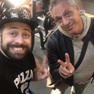 Mitch- Con Radio105, tutti a SfigActive!