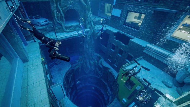 Deep Dive Dubai- La piscina per immersioni più profonda del mondo
