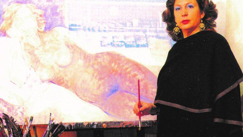 Alda Bòscaro- L'artista contesa alla Biennale di Venezia