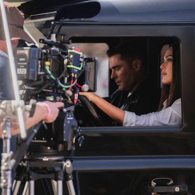Dubai Presents con le star di Hollywood Jessica Alba e Zac Efron