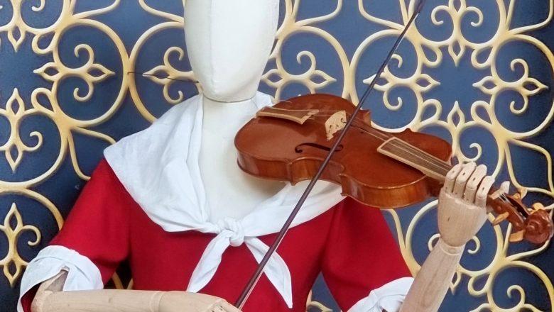 Museo del violino-  I violini di Vivaldi e le Figlie di Choro
