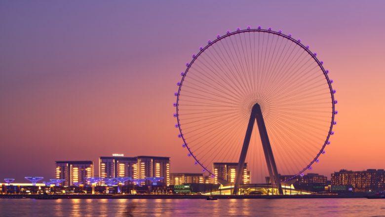 Dubai Tourism- Iniziato il countdown per l'opening di Expo 2020