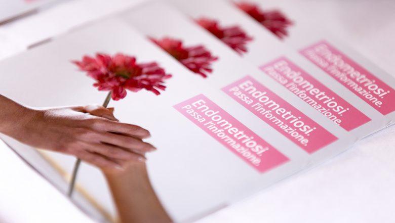 Endometriosi, un volantino può cambiare la vita