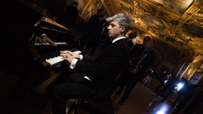 Davide Locatelli- La musica incontra la moda a Venezia!