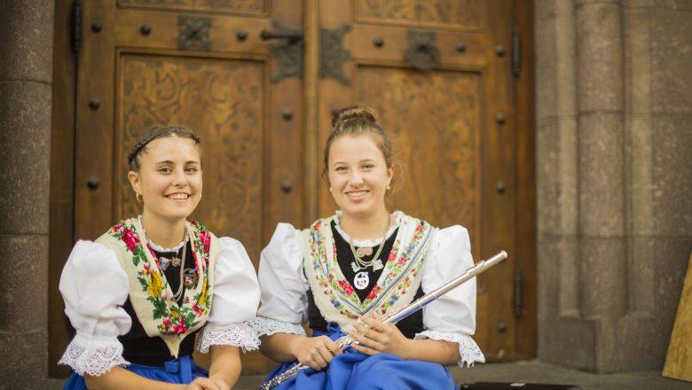 La Festa dell'Uva a Merano, tradizione in movimento