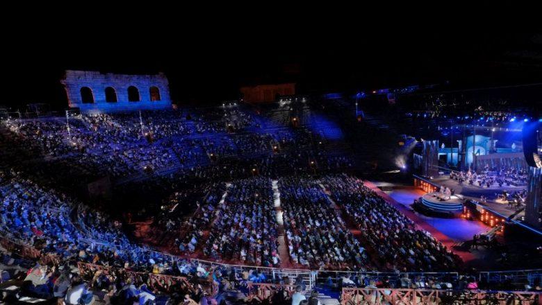 Arena di Verona- Eventi Live e TV